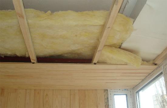 Утепляем потолок своими руками, какие материалы лучше использовать: керамзит, изовер или пену, особенности утепления стен и подв