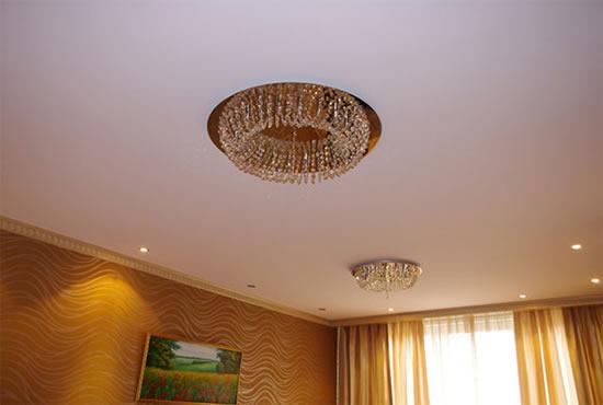 Как натянуть тканевый потолок своими руками, правильно сделать монтаж, какой материал выбрать